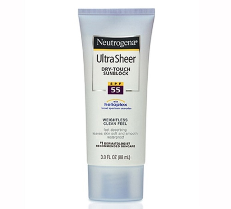 Kem chống nắng Neutrogena Ultra Sheer Dry Touch Sunscreen Broad Spectrum