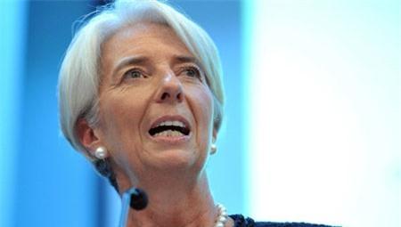 Tổng giám đốc IMF Director Christine