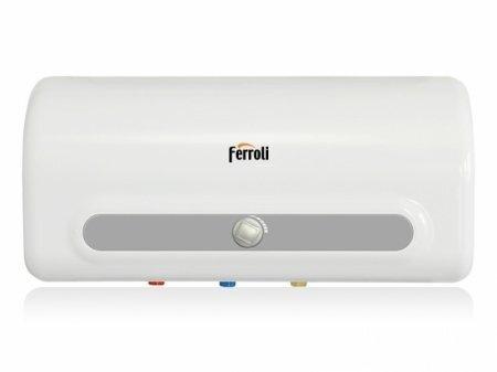 Bình tắm nóng lạnh gián tiếp Ferroli QQ EVO M - 20 lít, 2500W, chống giật