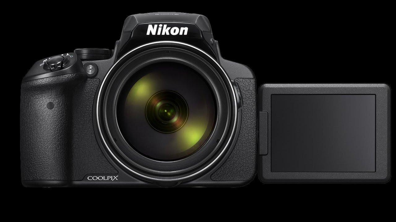 Máy ảnh chụp hình đẹp nhất Compact Nikon Coolpix P900
