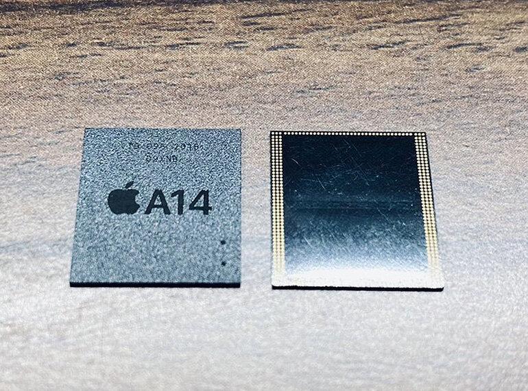 chip trên iphone 12 pro max
