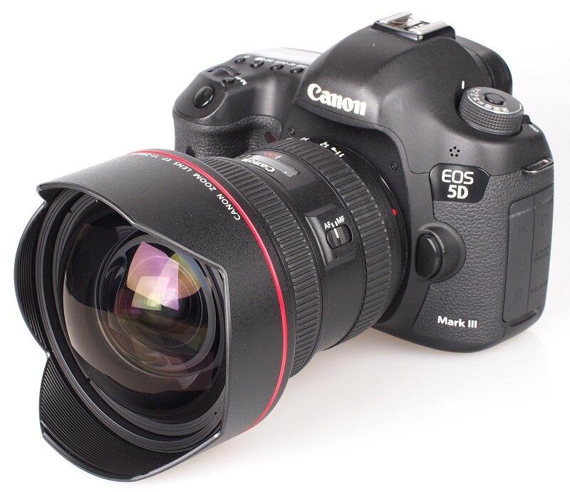Ống kính Canon EF 11-24MM F/4L USM