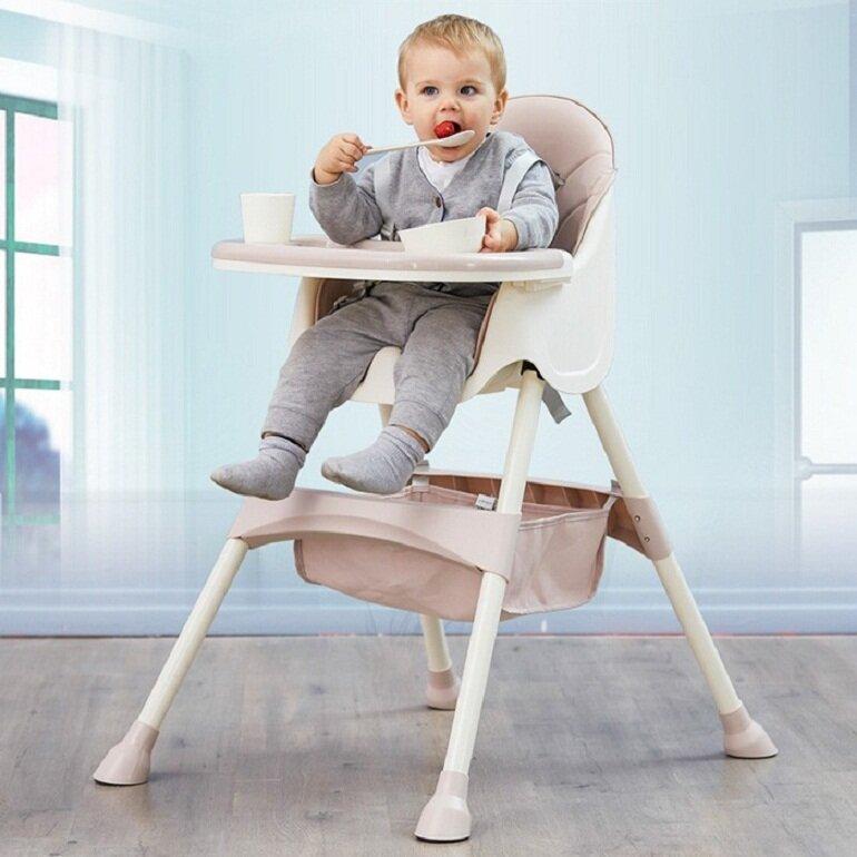 Có nên chọn mua ghế ăn dặm Umoo cho bé không?