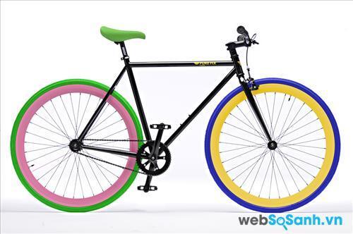 Giá xe đạp Fixed gear