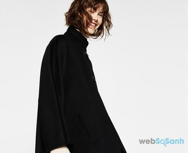 áo khoác nữ đẹp Áo khoác nữ dáng chữ A