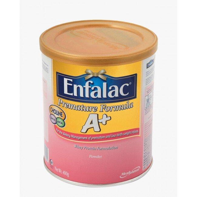 Enfalac A+ Premature Formula – Bổ sung dưỡng chất quan trọng cho trẻ thiếu tháng nhẹ cân