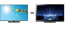 So sánh Tivi LED Samsung UA48H5500 và Tivi LCD Sony KLV-40CX520