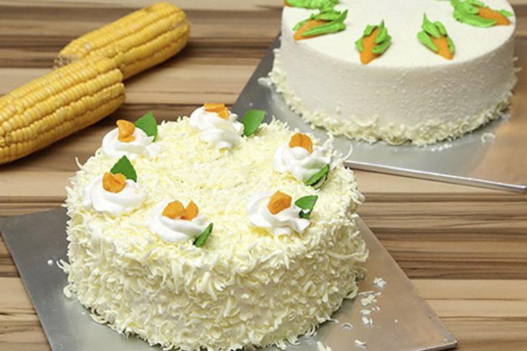 Cách làm bánh kem bắp kiểu Pháp thơm ngon - Dành tặng vừa ý nghĩa và chất lượng
