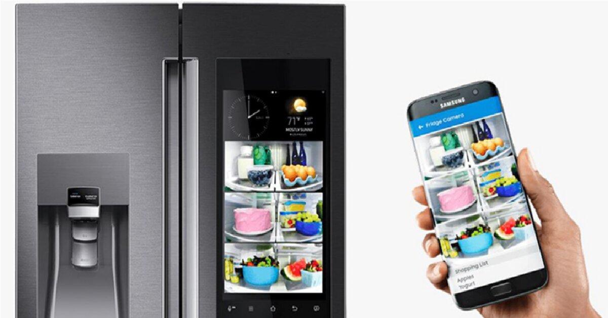 Tủ lạnh có wifi là gì? Có nên mua hay không?