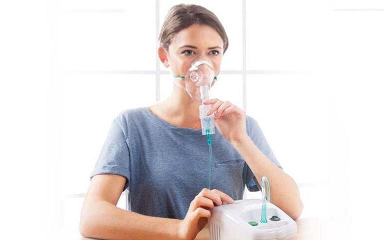 Nguyên lý hoạt động của máy xông mũi họng