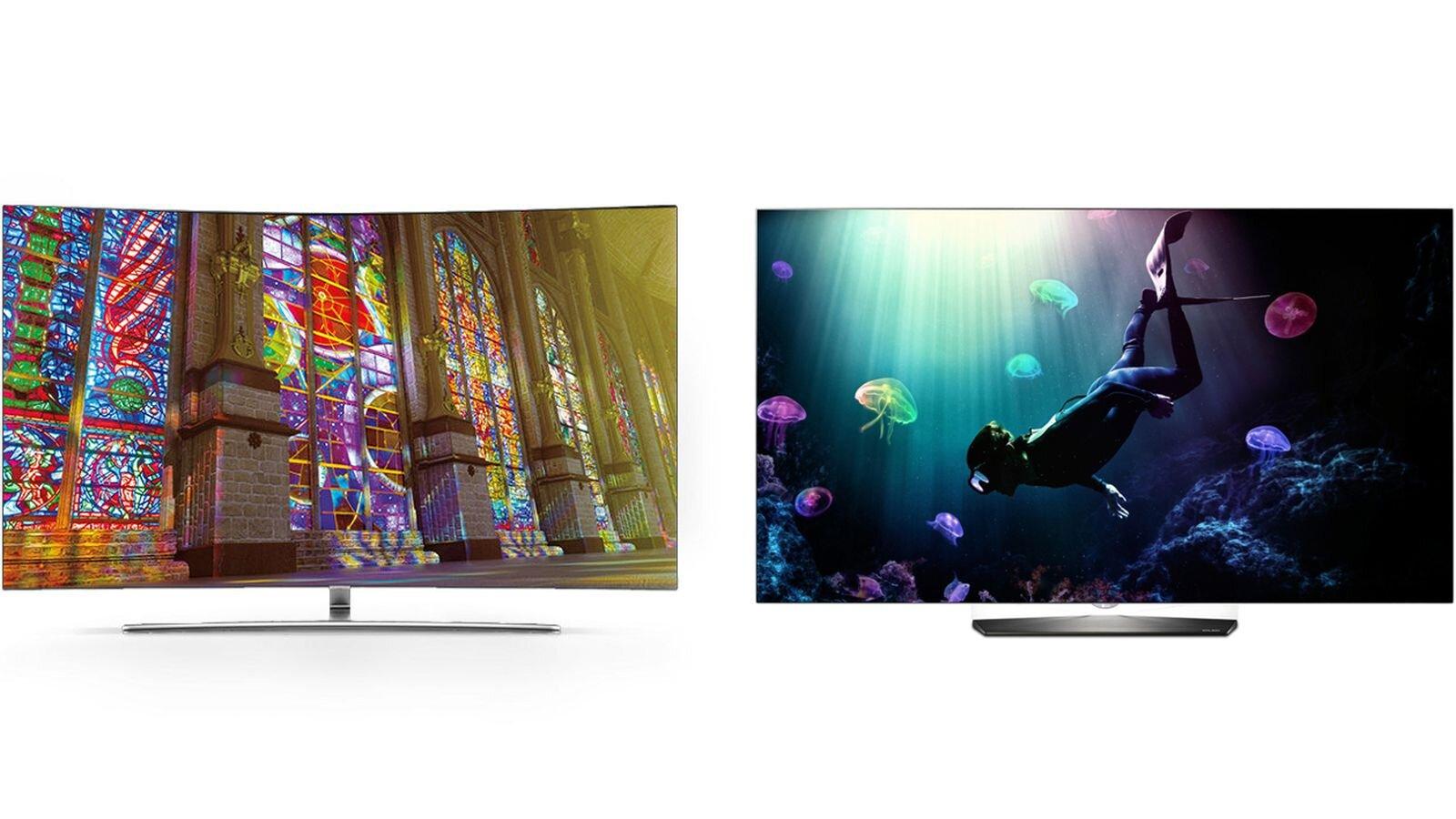 Tivi màn hình phẳng hay màn hình LED, OLED là điều nên cân nhắc