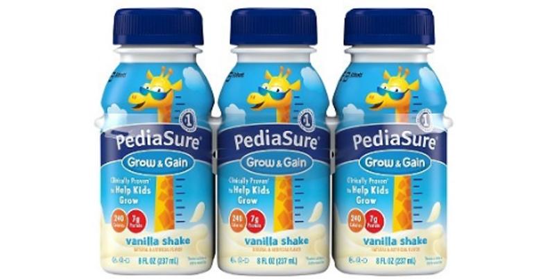 sữa Pediasure nước có tốt không