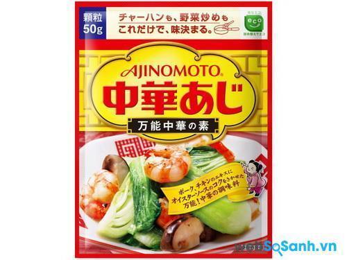 Giá hạt nêm Ajinomoto