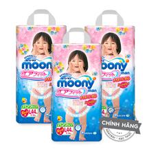 Bảng giá bỉm Moony cập nhật tháng 11/2016