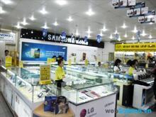 So sánh giá smartphone cao cấp chính hãng tại Hà Nội (tháng 7/2015)