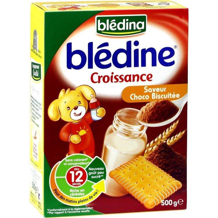 Bột pha sữa B'ledina vị Choco Bích quy 500g