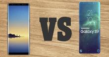 Điện thoại Samsung Galaxy Note 9 vượt mặt Galaxy S9 ở số lượng người đặt hàng trước giờ mở bán