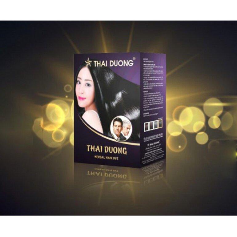Thuốc nhuộm tóc nam nữ Thái Dương