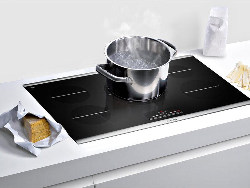 Bếp từ Bosch được nhãn hàng trang bị những tính năng nổi bật