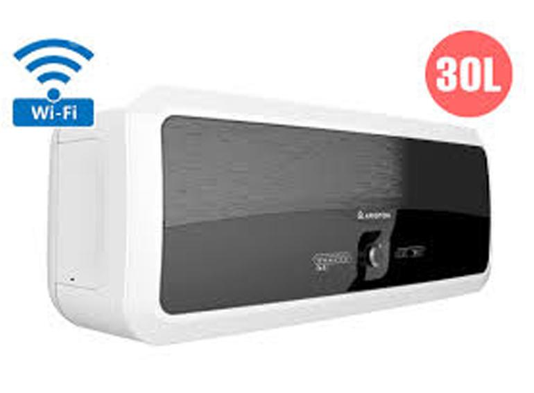 Bình nóng lạnh Ariston Slim2 Lux Wifi 30L - Giá tham khảo: 4.350.000 vnđ