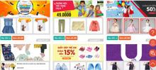 """Mặt hàng Mẹ và Bé """"hàng chất – giá rẻ"""" đáng mua nhất Online Friday 2016"""