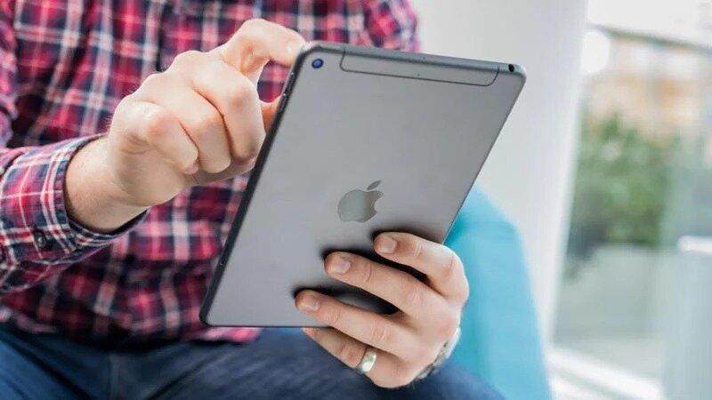 chiếc Ipad mini 2021.