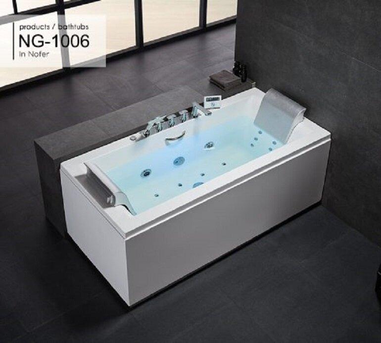 Bồn tắm Nofer NG1006