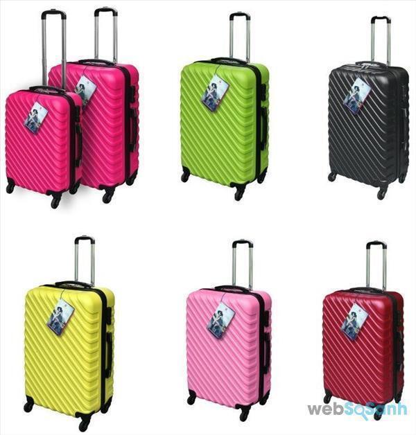 giá vali kéo giá rẻ tốt nhất
