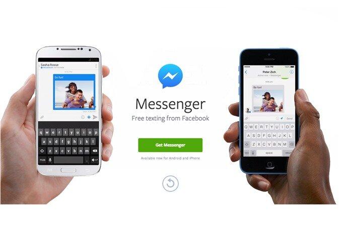 Facebook Messenger 4.0 cập nhật chức năng gọi thoại và chat nhóm trên Android