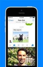 Facebook Messenger cho phép người dùng gửi video trong bản cập nhật mới