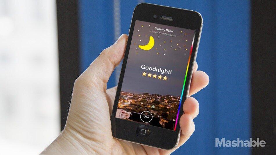 Facebook vô tình công bố Slingshot, đối thủ cạnh tranh của Snapchat