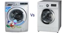 So sánh máy giặt Electrolux EWF12732S và LG WD12600