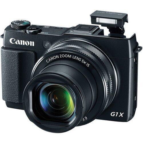 Canon PowerShot G1 X Mark II với nhiều tính năng hữu ích, hợp túi tiền là sự lựa chọn tối ưu cho người tiêu dùng