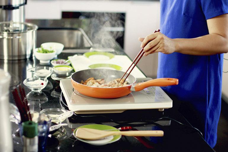 Bếp gá hồng ngoại là gì ? Ưu và nhược điểm của bếp gas hồng ngoại