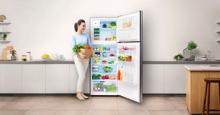 Nhà 4 người nên mua tủ lạnh bao nhiêu lít? Mua của hãng nào tốt?