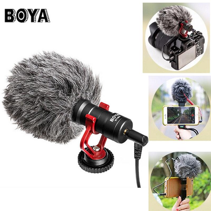 Boya BY-MM1, chiếc máy thu âm đa năng