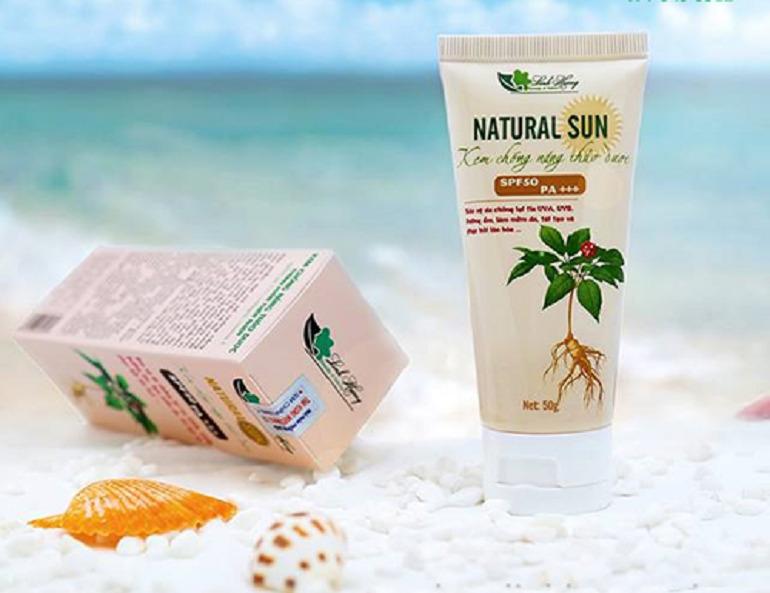 Thông tin chi tiết về thương hiệu kem chống nắng