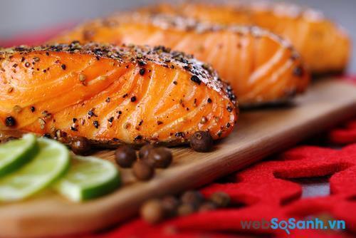 Mẹ bầu nên ăn từ 2 đến 3 bữa cá/ 1 tuần