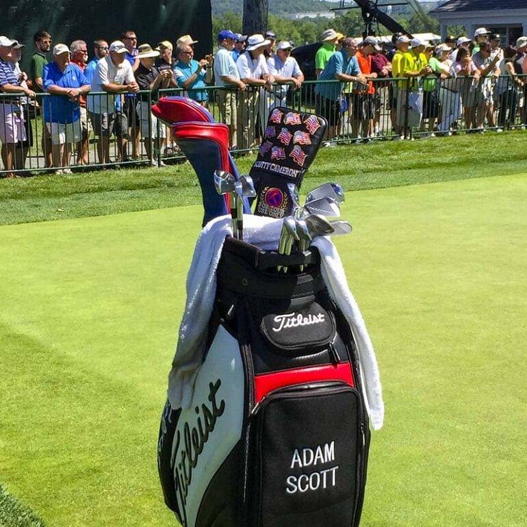Túi gậy tập golf