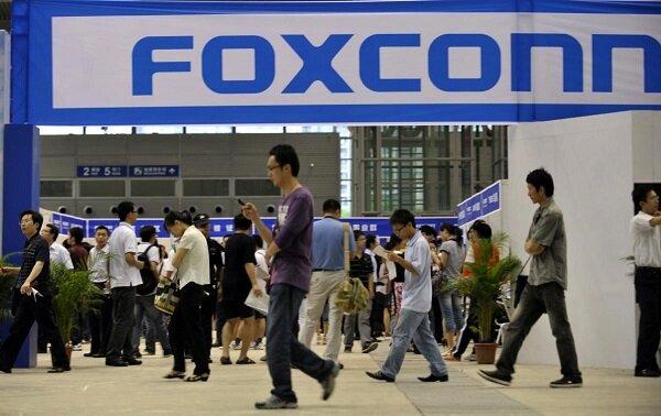 Foxconn xây nhà máy mới sản lượng 8 tỷ USD