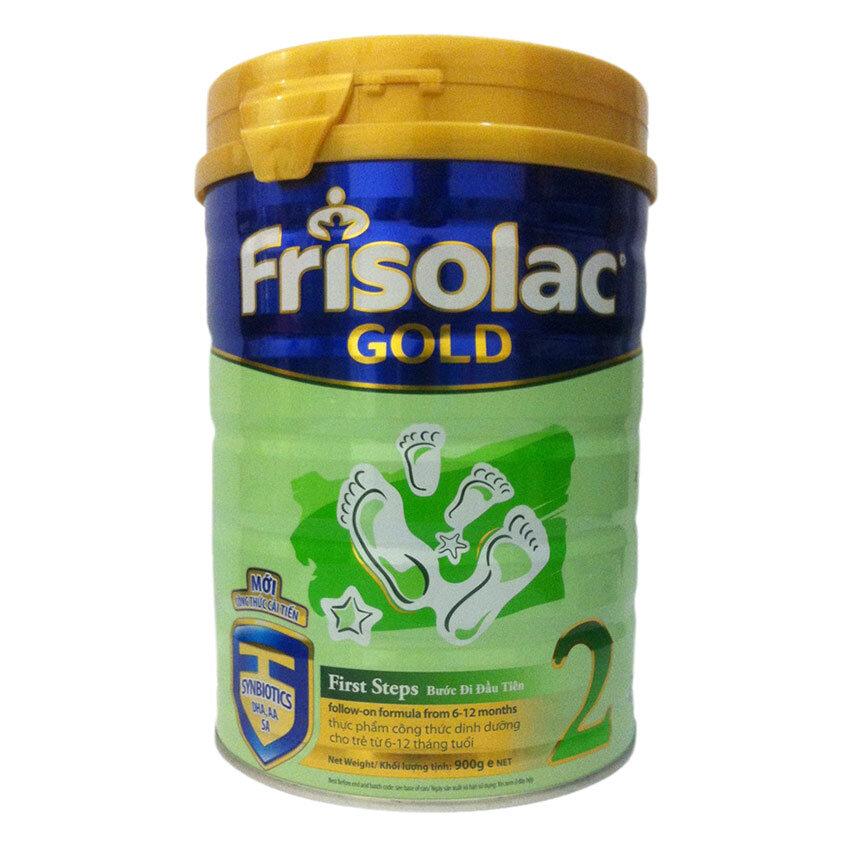 Frisolac Gold 2 sữa tốt cho bé từ 6 đến 12 tháng tuổi