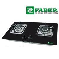 Bếp gas âm Faber FB201GS (FB-201GS) - Bếp đôi