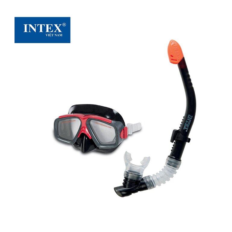 Kính bơi ống thở cao cấp Pro Intex 55949