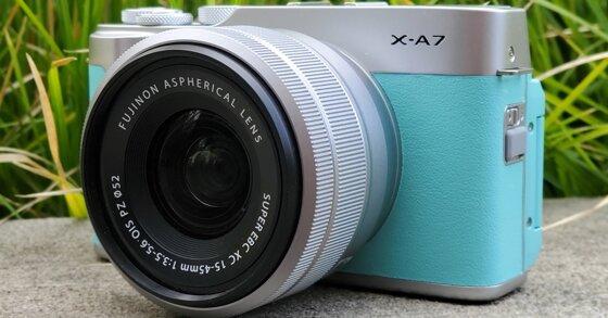 Fujifilm X-A7: Những điều bạn cần biết về chiếc máy ảnh này
