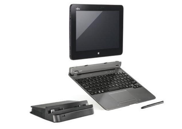 Fujitsu ra mắt tablet Stylistic Q555 2 trong 1  hỗ trợ bút cảm ứng
