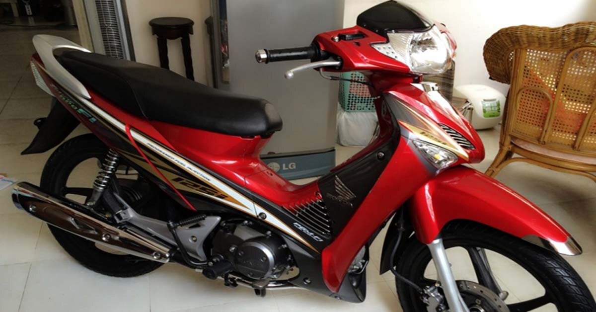 Future Neo là dòng xe máy nào của Honda?