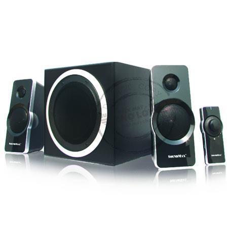 Loa vi tính Soundmax 2.1 A2727.