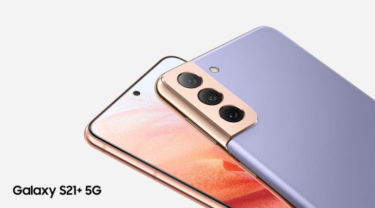 Giá Samsung S21 Plus