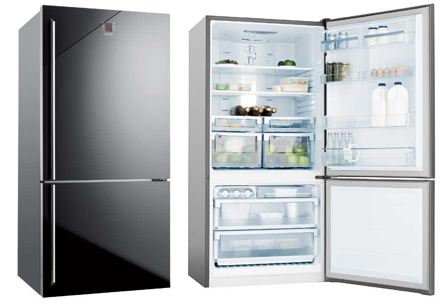 Tủ lạnh Electrolux với kiểu dáng sang trọng và bền tốt