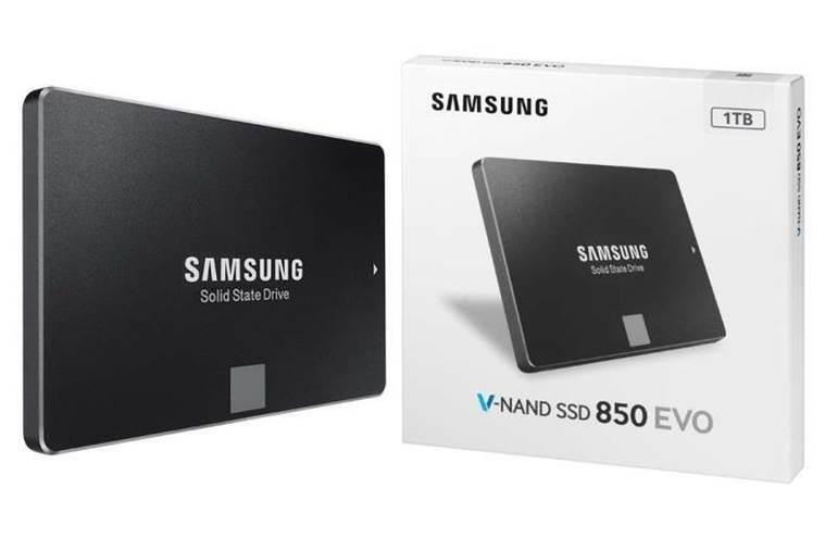top 7 ổ cứng SSD 1tb